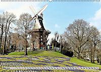 Hansestadt Bremen - Ein Stadtstaat an der Weser (Wandkalender 2019 DIN A2 quer) - Produktdetailbild 3