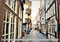 Hansestadt Bremen - Ein Stadtstaat an der Weser (Wandkalender 2019 DIN A2 quer) - Produktdetailbild 9