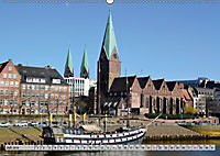 Hansestadt Bremen - Ein Stadtstaat an der Weser (Wandkalender 2019 DIN A2 quer) - Produktdetailbild 7