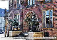 Hansestadt Bremen - Ein Stadtstaat an der Weser (Wandkalender 2019 DIN A2 quer) - Produktdetailbild 12