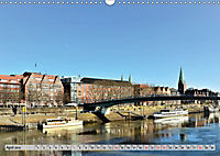Hansestadt Bremen - Ein Stadtstaat an der Weser (Wandkalender 2019 DIN A3 quer) - Produktdetailbild 4