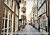 Hansestadt Bremen - Ein Stadtstaat an der Weser (Wandkalender 2019 DIN A3 quer) - Produktdetailbild 9