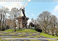 Hansestadt Bremen - Ein Stadtstaat an der Weser (Wandkalender 2019 DIN A4 quer) - Produktdetailbild 3