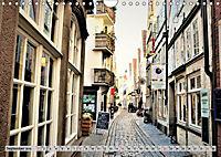 Hansestadt Bremen - Ein Stadtstaat an der Weser (Wandkalender 2019 DIN A4 quer) - Produktdetailbild 9