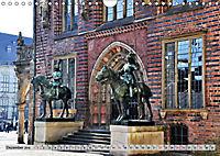 Hansestadt Bremen - Ein Stadtstaat an der Weser (Wandkalender 2019 DIN A4 quer) - Produktdetailbild 12