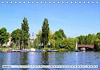 Hansestadt Hamburg - Alster Impressionen (Tischkalender 2019 DIN A5 quer) - Produktdetailbild 1