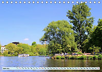 Hansestadt Hamburg - Alster Impressionen (Tischkalender 2019 DIN A5 quer) - Produktdetailbild 6