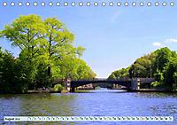 Hansestadt Hamburg - Alster Impressionen (Tischkalender 2019 DIN A5 quer) - Produktdetailbild 8