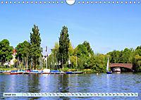 Hansestadt Hamburg - Alster Impressionen (Wandkalender 2019 DIN A4 quer) - Produktdetailbild 1