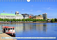 Hansestadt Hamburg - Alster Impressionen (Wandkalender 2019 DIN A4 quer) - Produktdetailbild 4