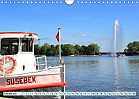 Hansestadt Hamburg - Alster Impressionen (Wandkalender 2019 DIN A4 quer) - Produktdetailbild 2