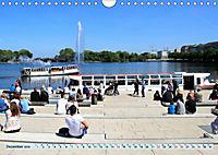 Hansestadt Hamburg - Alster Impressionen (Wandkalender 2019 DIN A4 quer) - Produktdetailbild 12