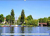 Hansestadt Hamburg - Alster Impressionen (Wandkalender 2019 DIN A2 quer) - Produktdetailbild 1