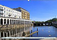 Hansestadt Hamburg - Alster Impressionen (Wandkalender 2019 DIN A2 quer) - Produktdetailbild 3