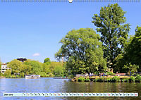 Hansestadt Hamburg - Alster Impressionen (Wandkalender 2019 DIN A2 quer) - Produktdetailbild 6