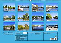 Hansestadt Hamburg - Alster Impressionen (Wandkalender 2019 DIN A2 quer) - Produktdetailbild 13