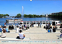 Hansestadt Hamburg - Alster Impressionen (Wandkalender 2019 DIN A2 quer) - Produktdetailbild 12