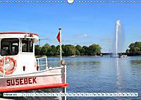 Hansestadt Hamburg - Alster Impressionen (Wandkalender 2019 DIN A3 quer) - Produktdetailbild 2