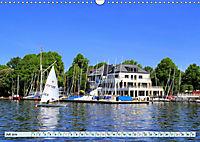 Hansestadt Hamburg - Alster Impressionen (Wandkalender 2019 DIN A3 quer) - Produktdetailbild 7