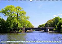 Hansestadt Hamburg - Alster Impressionen (Wandkalender 2019 DIN A3 quer) - Produktdetailbild 8