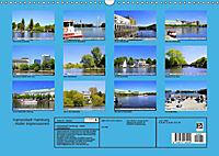 Hansestadt Hamburg - Alster Impressionen (Wandkalender 2019 DIN A3 quer) - Produktdetailbild 13