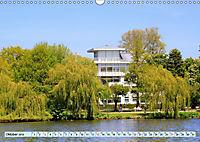 Hansestadt Hamburg - Alster Impressionen (Wandkalender 2019 DIN A3 quer) - Produktdetailbild 10