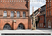 Hansestadt Stendal (Tischkalender 2019 DIN A5 quer) - Produktdetailbild 5
