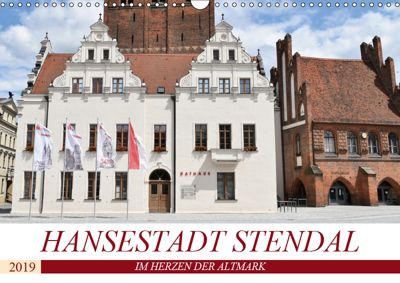 Hansestadt Stendal (Wandkalender 2019 DIN A3 quer), Markus Rein