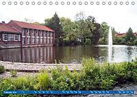 Hansestadt Uelzen - Die sympathische Ulenköperstadt an der Ilmenau (Tischkalender 2019 DIN A5 quer) - Produktdetailbild 2