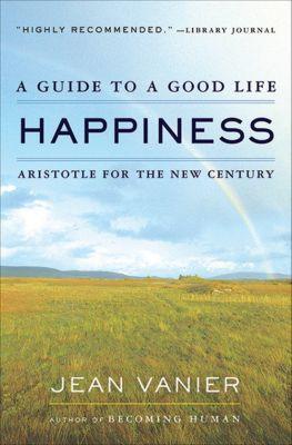 Happiness, Jean Vanier