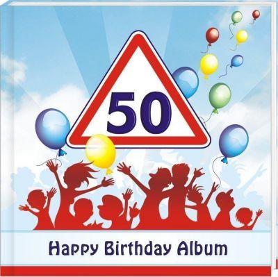 Happy Birthday-Album 50
