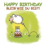 Happy Birthday - Bleib wie du bist - Alexander Holzach pdf epub