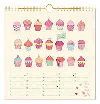 Happy Birthday, Geburtstagskalender (Lieblingsstücke) - Produktdetailbild 7