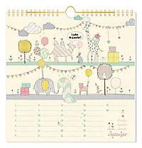 Happy Birthday, Geburtstagskalender (Lieblingsstücke) - Produktdetailbild 12