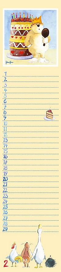 Happy Birthday Memory, Geburtstagskalender - Produktdetailbild 2