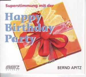 Happy Birthday Party, Bernd Apitz