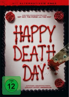 Happy Deathday, Jessica Rothe, Israel Broussard, Ruby Modine