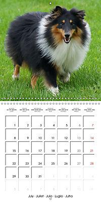 Happy Farm Animals (Wall Calendar 2019 300 × 300 mm Square) - Produktdetailbild 7