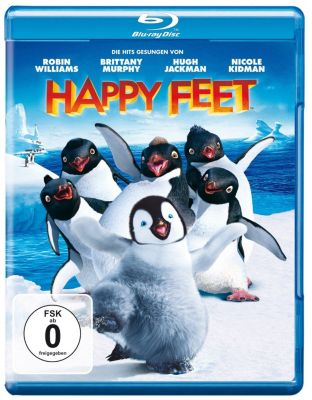 Happy Feet, Dvd-blu Ray