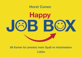 Happy Job-Box, 66 Karten - Horst Conen |