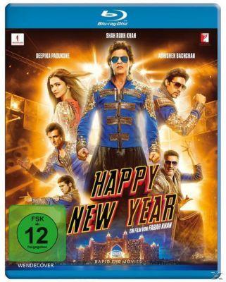 Happy New Year - Herzensdiebe, Shah Rukh Khan
