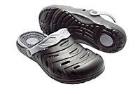 happy® shoes Clogs Massage-Wohlfühl-Schuh, schwarz (Grösse: 38) - Produktdetailbild 2