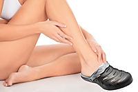 happy® shoes Clogs Massage-Wohlfühl-Schuh, schwarz (Grösse: 38) - Produktdetailbild 4