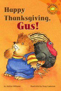 Happy Thanksgiving, Gus!, Jacklyn Williams