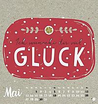 HAPPYlife Postkartenkalender 2019 - Produktdetailbild 5