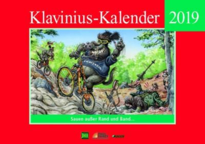 Haralds Klavinius Kalender 2019, Harald Klavinius