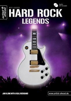 Hard Rock Legends, m. Audio-CD, Bert M. Lederer