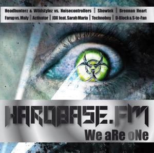 Hardbase.Fm Volume One!, Diverse Interpreten