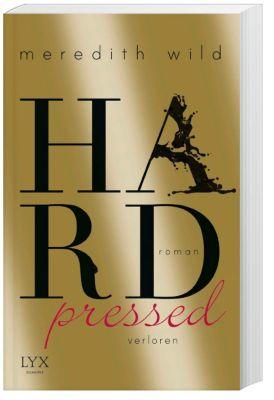 Hardpressed - verloren - Meredith Wild |