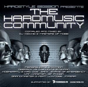 Hardstyle Session Pres. The Hardmusic Community, Diverse Interpreten